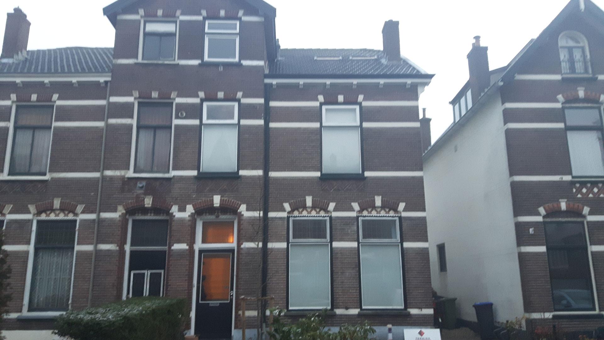 Mauritslaan in Hilversum